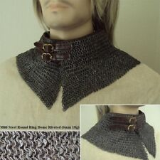 Chainmail Standard -Dome Rings , Perfect for Re-enactment Costume or LARP