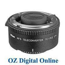New Nikon AF-S Teleconverter TC-17E II Lens 1 Yr Au Wty