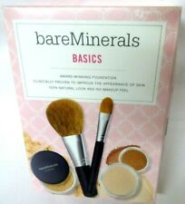 bareMinerals Escentuals Get Started BASICS Mineral Veil Kit  Medium Beige  NIB