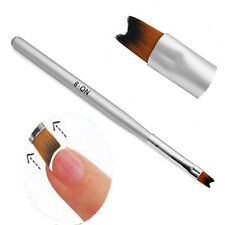1Pcs Acrylic Painting Drawing French Manicure Pen Brush Design Nail Art Tool