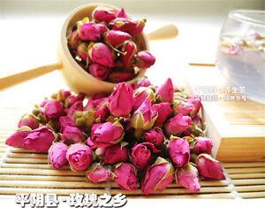 Rose Flower Tea 50g Rose Bud Tea Fragrant Dried Herbal Tea China Health Care Tea