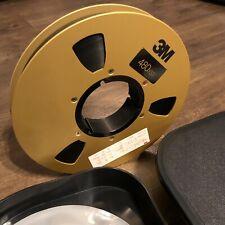 3M 480Xst Studio Broadcast Video 1 Inch Tape