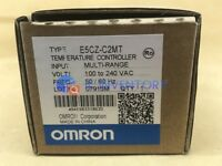 1PCS Omron Temperature Controller E5CZ-C2MT E5CZC2MT 100-240VAC NEW IN BOX