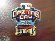 Washington Nationals Pin - Opening Day - Very Collectible