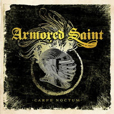 Armored Saint : Carpe Noctum: Live 2015 CD (2017) ***NEW***