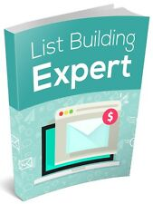 The Guide You Need to Master List Building- eBook and Videos on 1 CD