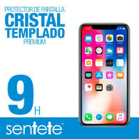 Sentete® iPhone X Protector de Pantalla de Cristal Templado PREMIUM