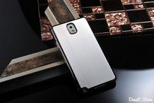 Alu HandyHülle für Samsung Galaxy Note 3 Hülle Tasche - Silber (16SI)