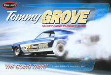 """Polar Lights Tommy Grove """"The Going Thing"""" 1969 Mustang funny car model kit 1/25"""