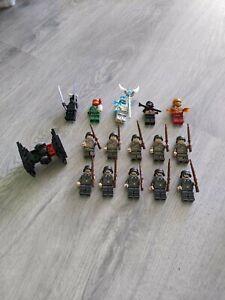 lego minifiguren ninjago star wars soldaten