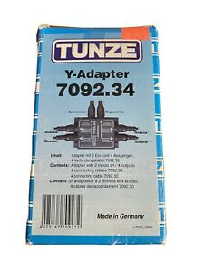 Tunze Y-Adapter  7092.34