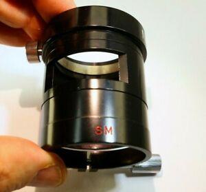 Nikon Microscope SM camera adapter
