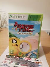 ***Adventure Time Finn & Jake Investigations Game for Xbox 360*** COMPLETE!!!
