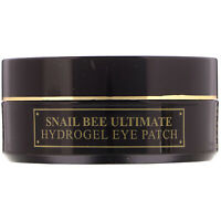 Snail Bee Ultimate, Hydrogel Eye Patch, 60 Pieces