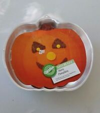 Wilton Cake Pan Party Pumpkin 1988 With Instructions #2105-9414