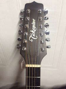 Takamine 12 String electro acoustic guitar