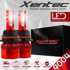 XENTEC LED Headlight Conversion kit 9004 HB1 6000K for 1989-1994 Suzuki Swift