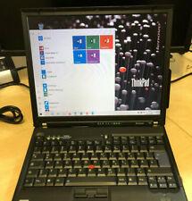Lenovo ThinkPad T60 |  ? wie neu | 1,8 GHz  500GB | Win10 | Office 2019 | fertig
