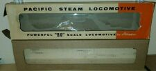Athearn Pacific Steam Locomotive laser cut reproduction box
