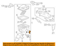 Cadillac GM OEM 10-16 SRX Air Cleaner Intake-Box Housing Clip Clamp 19168954
