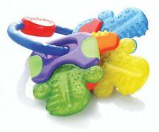 Nuby Soothing Teether Ice Gel Teether Keys 3+ Months