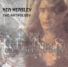 Ken Hensley ‎– The Ken Hensley Anthology CD JEWEL CASE