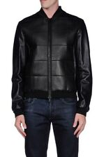 4,250$ Armani Collezioni Leather Jacket Size Large or EU 52 Made in Italy