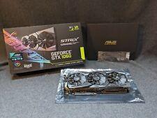 ASUS Rog STRIX GeForce GTX 1060 OC 6GB GDDR5 Grafikkarte PCIe - wie neu