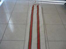 New Genuine Ecuadorian Artisanal Hammock Size XXL Cotton & Canvas Excellent C