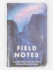 Field Notes Nationalpark Notebooks (3 Pack) - Serie A