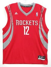 Men's Adidas NBA Houston Rockets Dwight Howard NBA Basketball  Jersey Medium M