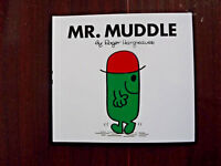 Mr. Muddle by Roger Hargreaves 1976 Paperback
