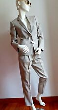 #NEW# MAX MARA Sartori Wool Trousers Suit, size 12 USA_ 14 GB_ 42 D_ 46 I_  44 F