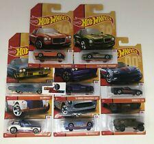 8 Car Set * 2020 Hot Wheels NEW Decades Throwback w/ Camaro, Impala TARGET Retro