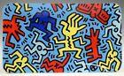 Keith Haring Glass Tray