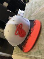 Miami Heat Mitchell and Ness Snapback Hat Cap NBA NOS