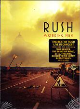 RUSH working men (the best of rush live in concert)  DVD NEU OVP/Sealed