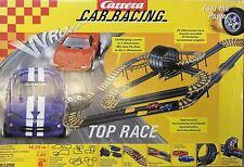 Carrera Car Racing Top Race Carrerabahn 50280 funktionsfähig / vollständig