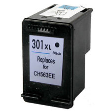 Non-OEM Replaces 301XL 301 For HP DeskJet 1000 1010 1050 Black Ink Cartridge