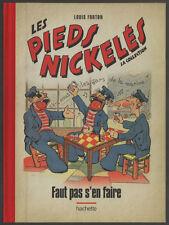 1935 - Les Pieds Nickelés - Faut pas s'en faire - Forton - Hachette 23