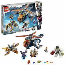 LEGO Marvel Avengers Hulk Helicopter Rescue Set - 76144