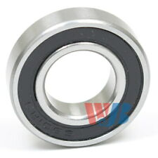 Stainless Steel Radial Ball Bearing S6901-2RS With 2 Rubber Seals 12x24x6mm