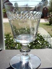 """Bryce Wales Laurel 5 5/8"""" Water Goblet"""