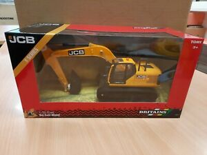 Britains 43211 JCB  220 X LC Tracked Excavator 1.32 Scale