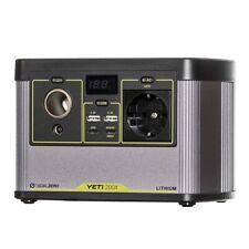 Goal Zero Yeti 200X Portable Power Station by studio-ausruestung.de