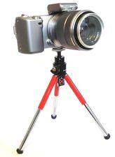 "8"" Mini Table Top Tripod for Canon PowerShot SX530 SX520 SX710 SX610 HS SX410 IS"