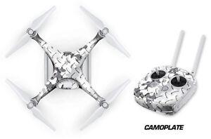 DJI Phantom 4 Drone Wrap RC Quadcopter Decal Sticker Custom Skin Accessory CAMO