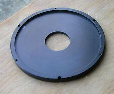 99.25 Placa De Metal Circulares Para Panel Lente Board con agujero Compur 00 26.7mm Usado