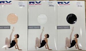 Toddler Baby Girls Ballerina Ballet Tights  Age 1,2,3,4,5,6,7 years ROCH VALLEY