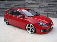1:18 VW Golf 6 GTI mit 19 Zoll VW Golf GTI Echt Alu Felgen Tuning Tiefer